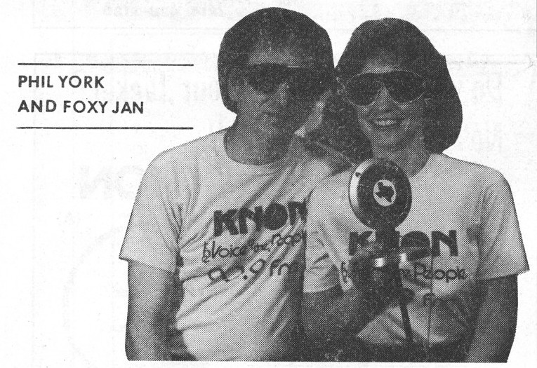 The Early Days of KNON, 1983-1985