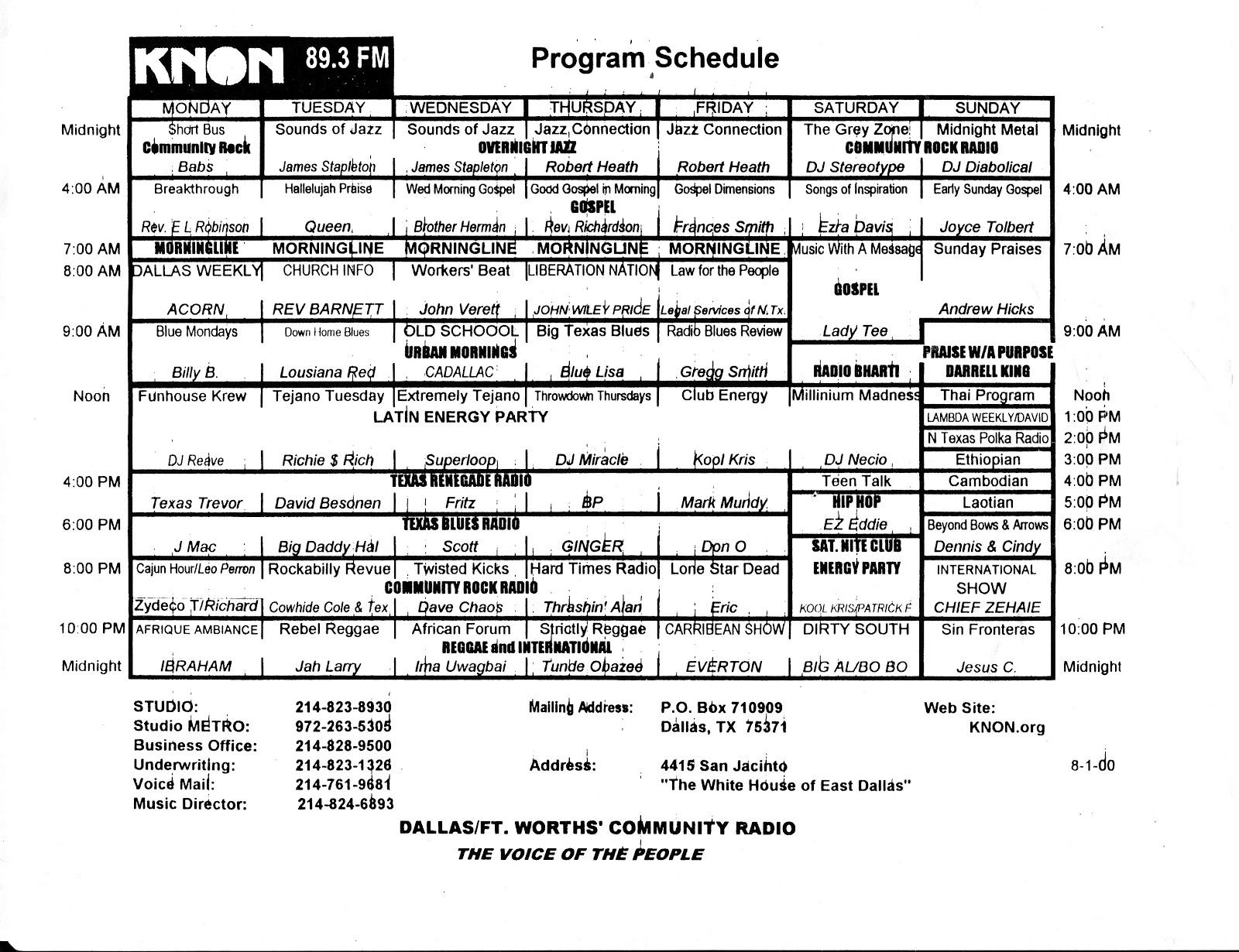 knon-schedule-000801