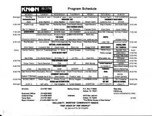 knon-schedule-030201