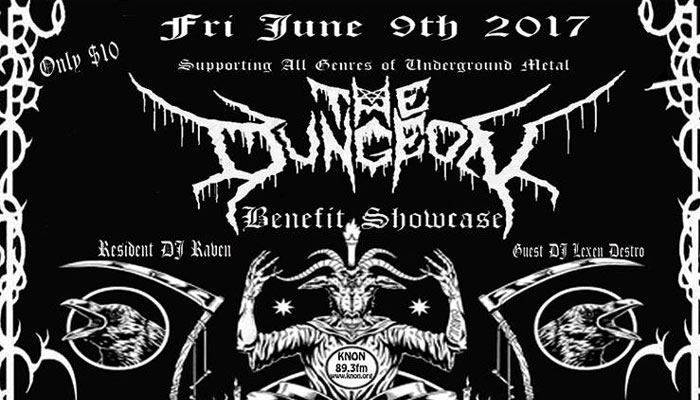 Dungeon Metal Benefit