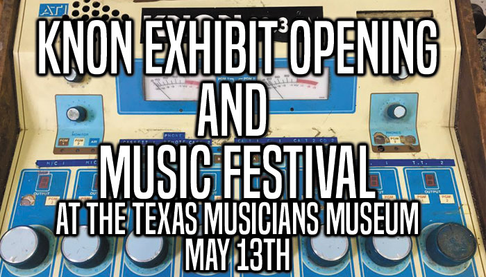 KNON Exhibit Opening And Music Festival
