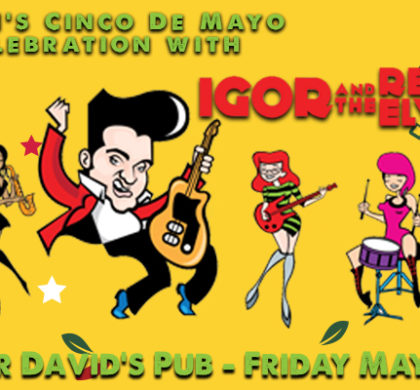 Igor and The Red Elvises / Cinco De Elvises