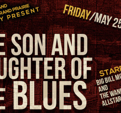 The Son and Daughter of the Blues