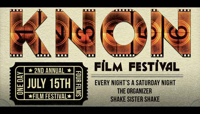 2nd Annual KNON Film Fest