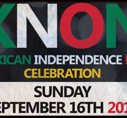 KNON Mexican Independence Day