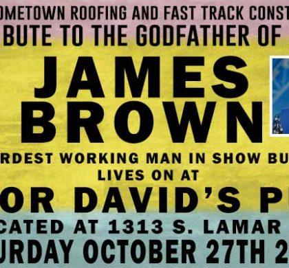 KNON's James Brown Tribute