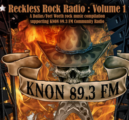 Reckless Rock Radio CD Vol 1