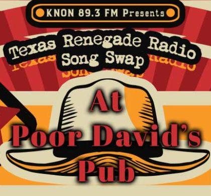 Texas Renegade Radio Song Swap