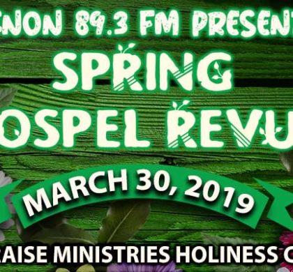 KNON's Dallas Gospel Revue 2019