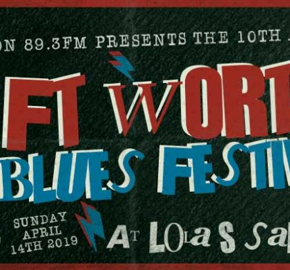 KNON's 10th Annual Ft Worth Blues Festival
