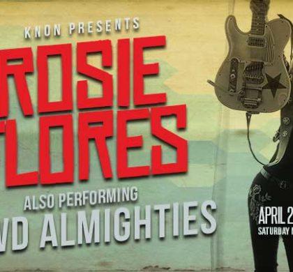 KNON Presents Rosie Flores