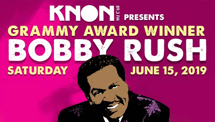 KNON 89.3FM Presents Bobby Rush