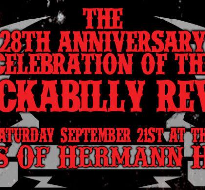 KNON's Rockabilly Revue's 28th Anniversary Celebration