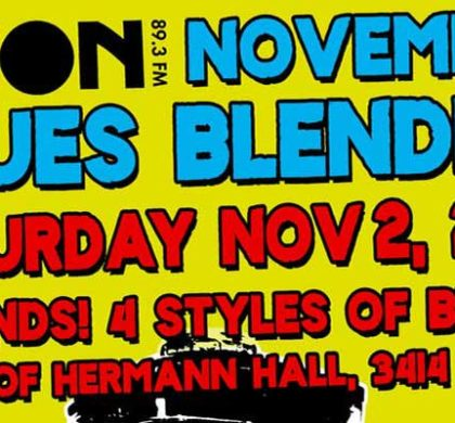 KNON's November Blues Blender