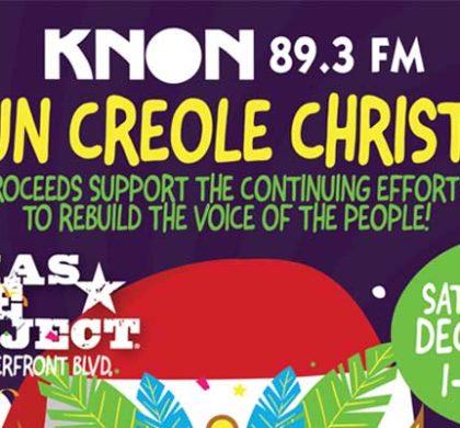 KNON's Cajun Creole Christmas