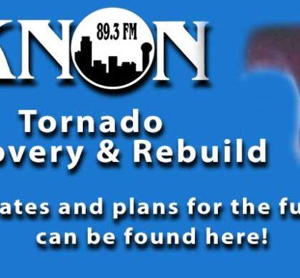 KNON 89.3 FM – Repairing & Rebuilding