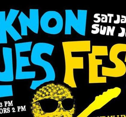 KNON's 21st Annual Blues Festival
