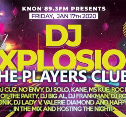 KNON's Dj Explosion