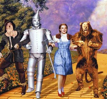 KNON Presents The Wizard Of Oz
