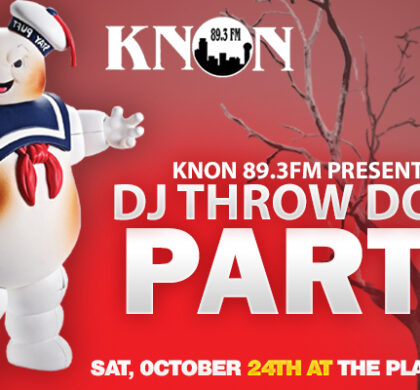KNON's Dj Thowndown at The Players Club