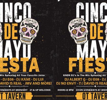 KNON's Cinco De Mayo Fiesta