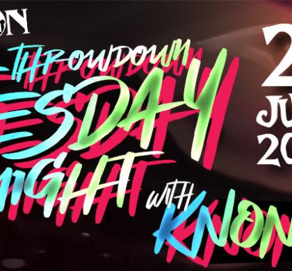 KNON's Tuesday Night Throwdown