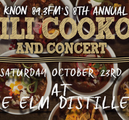 KNON's 8th Annual Chili Cook Off and Concert