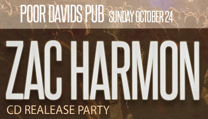 KNON's Zac Harmon Cd Release Party
