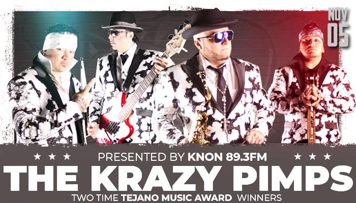 KNON Presents The Krazy Pimpz